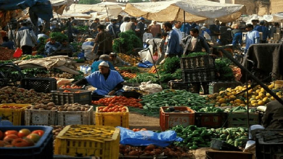 سوق اسبوعية