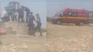 صفاقس : انتشال جثة مسنة سقطت في بئر