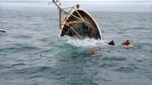 جرجيس : انتشال جثة و انقاذ 15 شخصا بعد غرق مركب 'حرقة'