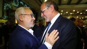 راشد الغنوشي : ''حمادي الجبالي قائد كبير و نأمل في عودته إلى الصف الأول بالحركة''
