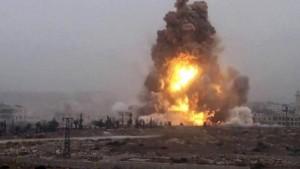 إيران:إصابة أكثر من 200 شخص في انفجار قارورة لغاز الكلور