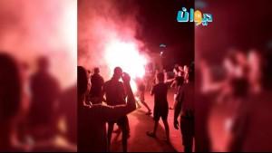 عدد من جماهير النادي الصفاقسي تحتج وتطالب خماخم بالرحيل