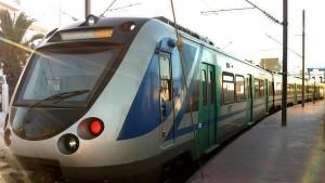 تعطل حركة سير قطارات نقل المسافرين على خط أحواز الساحل