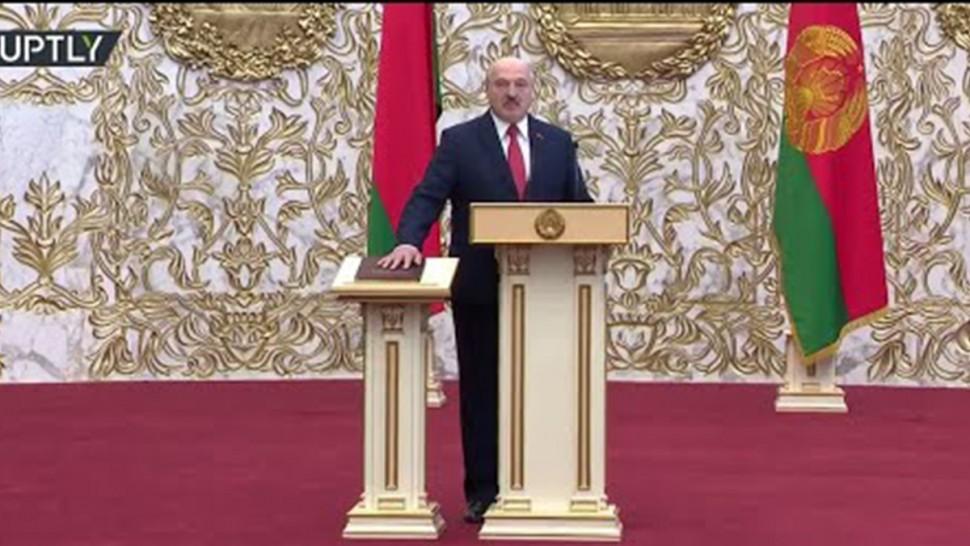 الاتحاد الأوروبي يرفض الاعتراف بلوكاشينكو رئيسا لبيلاروسيا