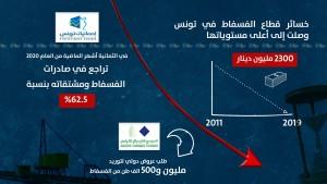 تونس : بلد الفوسفاط يستورد الفوسفاط !