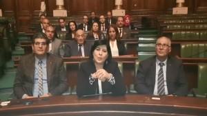 كتلة  الدستوري الحر تودع بمكتب البرلمان مقترح قانون لتنقيح قانون العدالة الانتقالية