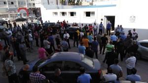 صفاقس: النقابة الجهوية لقوات الامن الداخلي بصفاقس تنفذ وقفة احتجاجية امام مقر إدارة أمن إقليم صفاقس