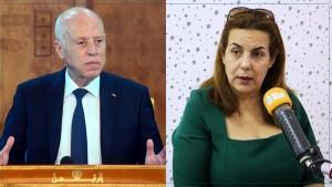 وحيدة الدريدي : ''لا أستسيغ خطابات قيس سعيد الشعبوية و الخشبية و الطوباوية''