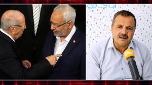 عبد اللطيف المكي : ''مؤسسات النهضة لم تكن على علم بما دار في لقاء باريس''