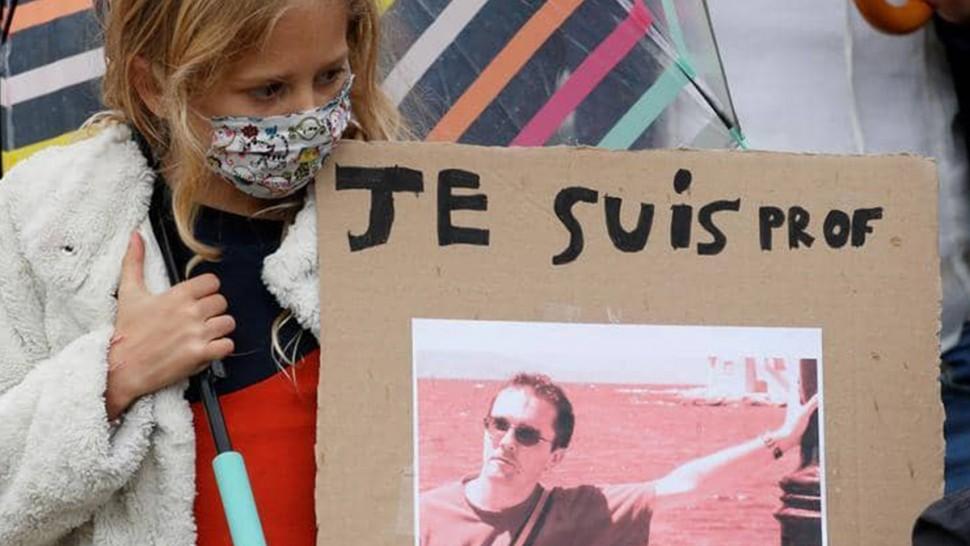 فرنسا : فتوى وراء ذبح أستاذ التاريخ  'صامويل باتي'