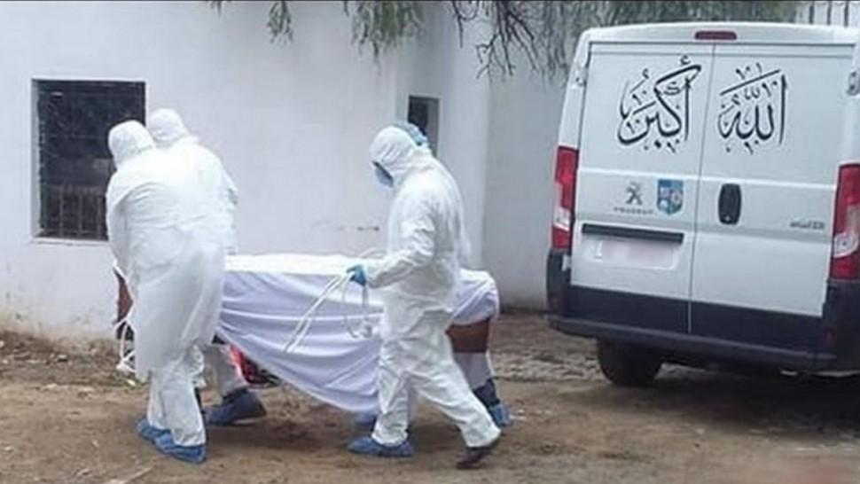 سجلت سوسة اليوم الخميس 6 حالات وفاة جديدة بكورونا خلال ال 24 ساعة ليرتفع اجمالي الوفايات منذ 27 جوان 2020 الى 118 حالة وفاة.