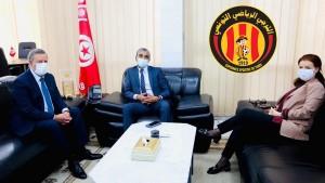 الترجي الرياضي التونسي: إحداث مركّب شبابي ورياضي خاص بالفريق