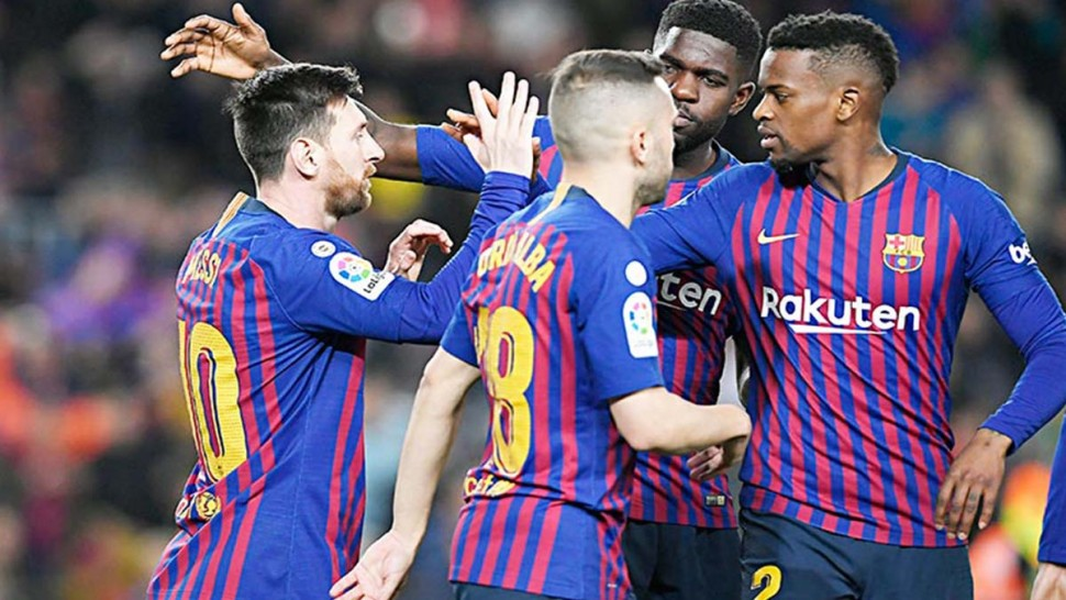 دوري أبطال أوروبا : برشلونة يعود إلى سكة الإنتصارات من بوابة جوفونتوس