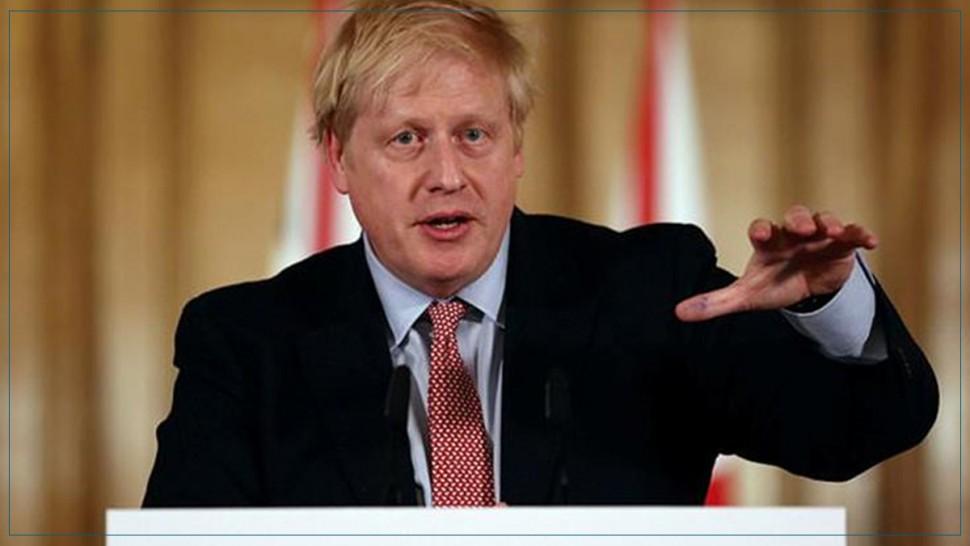 أعلن رئيس الوزراء البريطاني بوريس جونسون اليوم السبت فرض الإغلاق العام في إنجلترا لمكافحة انتشار كوفيد-19 .