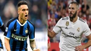 دوري أبطال أوروبا: قمة مثيرة بين ريال مدريد وانتر ميلان