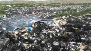 وزارة التجارة تنفي منح ترخيص لشركة تقوم بتوريد النفايات من ايطاليا