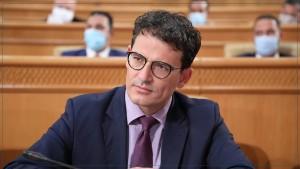 وزير النقل معز شقشوق