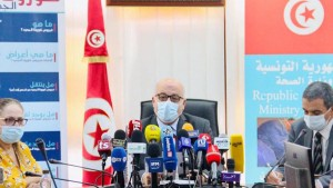 وزير الصحة فوزي المهدي
