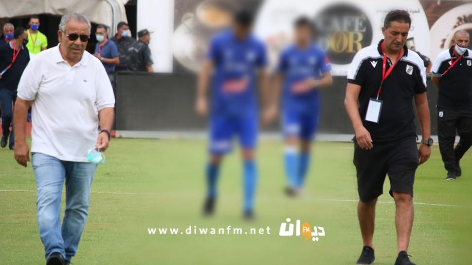 عماد بن يونس يتراجع عن قرار مغادرة النادي الصفاقسي