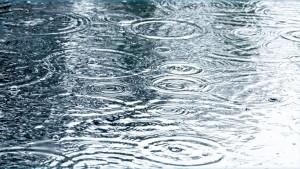 كميات الامطار