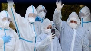 حالات شفاء من فيروس كورونا