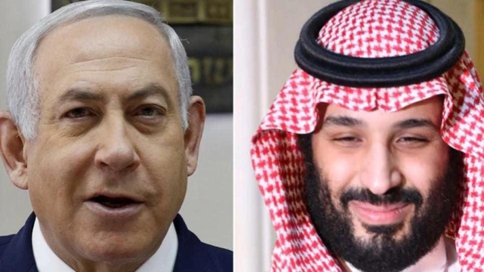 نتانياهو وبن سلمان