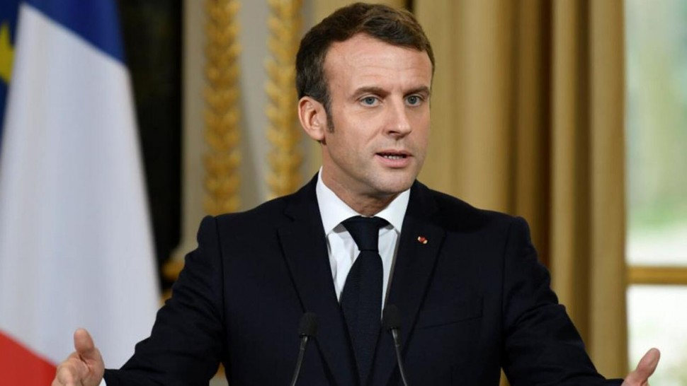 ماكرون يعلن عن جملة من الاجراءات لتخفيف الحجر الصحي المفروض في فرنسا لتطويق كورونا