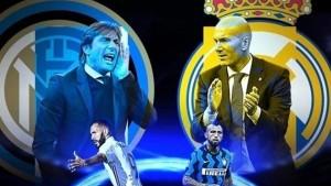 قمة السان سيرو بين الانتر وريال مدريد تتصدر مقابلات الليلة في دوري أبطال أوروبا