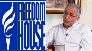 محسن مرزوق : اشتغلت بـ ''فريدوم هاوس' و هي ليست داعمة للكيان الصهيوني