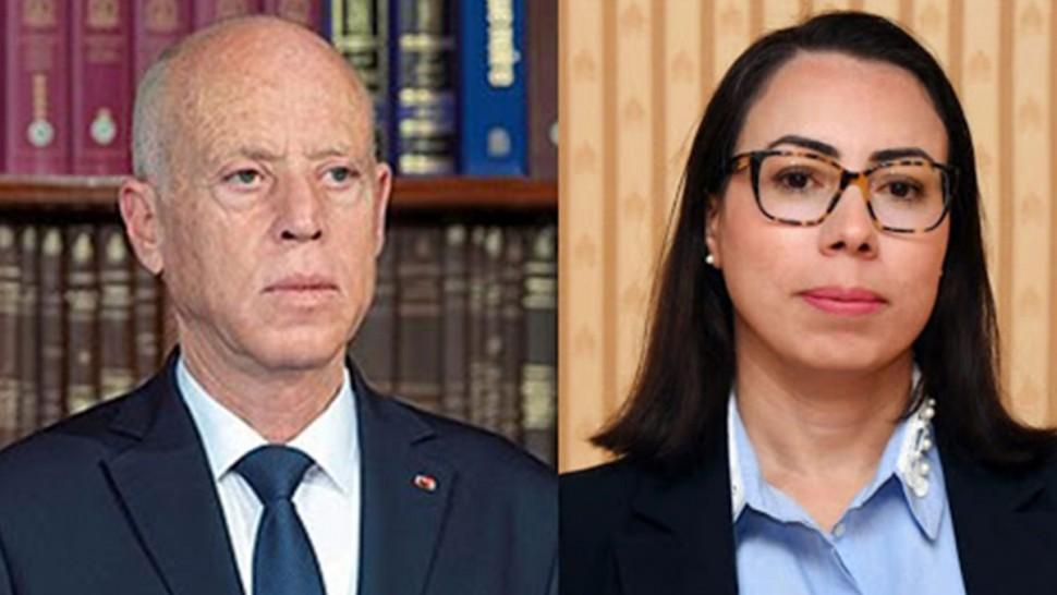 نادية عكاشة : الرئيس غير مسؤول أمام مجلس نواب الشعب