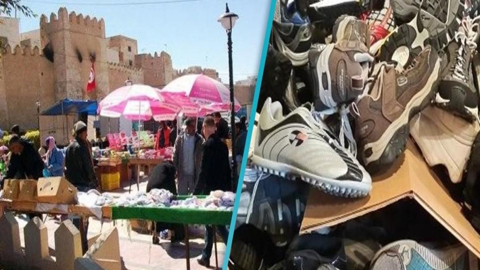 صفاقس:حرفيو الأحذية يهددون باللجوء إلى القضاء بسبب استمرار الانتصاب الفوضوي