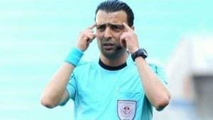 نعيم حسني حكما لمباراة النادي الصفاقسي و الاتحاد المنستيري