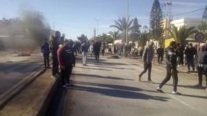 احتجاجات صفاقس