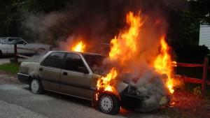 بين مدنين وقبلي: حرق 6 سيارات في مواجهات بين عرشين
