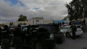 القصرين: الحالة الصحية لعوني الأمن مستقرة