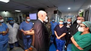 المستشفى العسكر ي