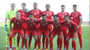 تصفيات كأس أمم إفريقيا اقل من 21 عام: تشكيلة المنتخب التونسي أمام نظيره الليبي