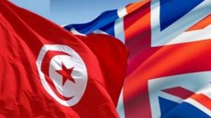 تونس وبريطيانيا