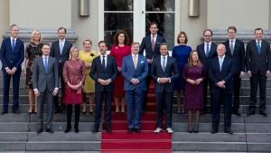الحكومة الهولندية