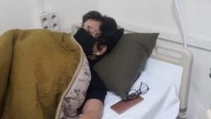 نقل سامية عبو إلى المستشفى اثر تعكر حالتها الصحية