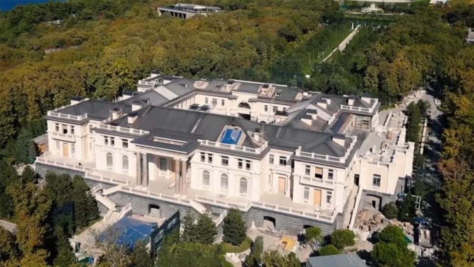 قصر بوتين