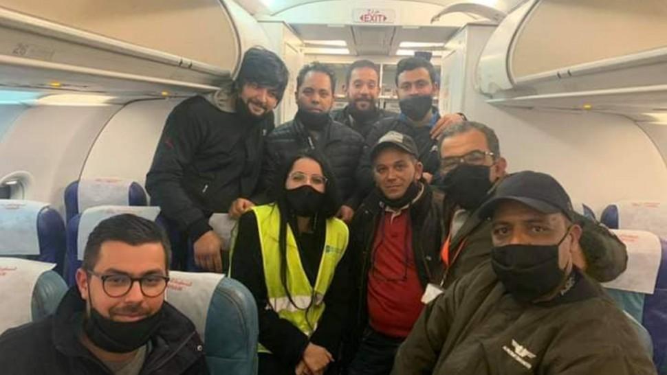 ألفة الحامدي : أصلحنا 4 طائرات في أقل من أسبوع