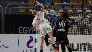 مونديال اليد : الدنمارك تتأهل الى نصف النهائي أمام مصر