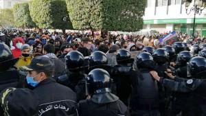 دعوة دولية لحكومة المشيشي للافراج عن الموقوفين في الحراك الاحتجاجي