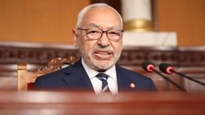 راشد الغنوشي : استقالة الحكومة مستبعدة