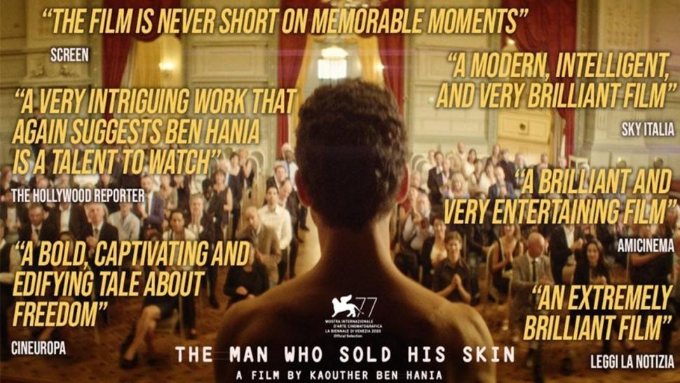 فيلم الرجل الذي باع ظهره