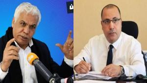 هشام المشيشي والصافي سعيد
