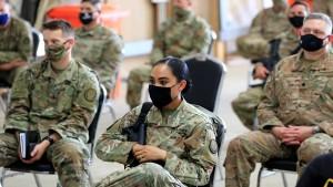 وزارة الدفاع الأميركية : ثلث الجيش يرفض تلقّي لقاح كورونا