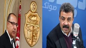 بدر الدين القمودي : ' لا حلّ للأزمة الآن غير استقالة المشيشي أو سحب الثقة منه من قبل البرلمان'