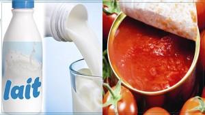 وزارة التجارة تقر دعما لمصدري الحليب والطماطم